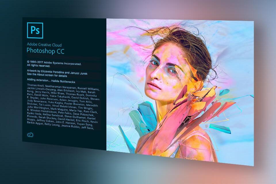 Polak wygrał konkurs na splash screen Photoshopa!